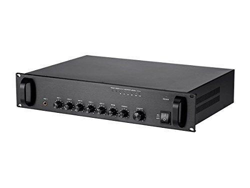 Monoprice 114886 commercial audio amplificador mezclador 120
