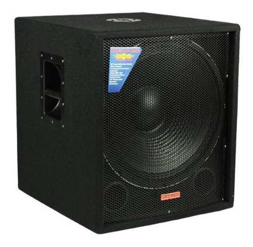 Patron Pro Audio Sub4000amp Unico 18 Pulgadas Dj Amplificado