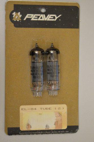 Peavey El-84 Tubes Amplificador De Guitarra Power Amp Tubos