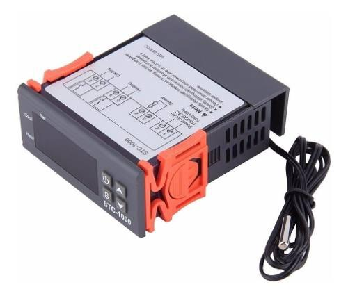 Stc-1000 Regulador De Temperatura Termostato Incubadoras