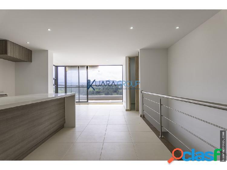 Moderno apartamento duplex en rionegro