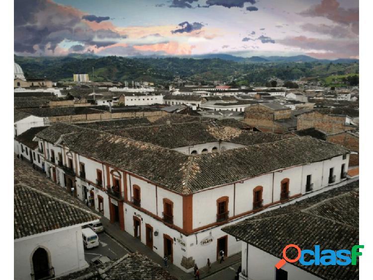 Hermosa casa colonial en el centro de popayan