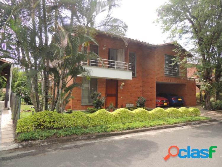 Casa condominio pance 780 m2