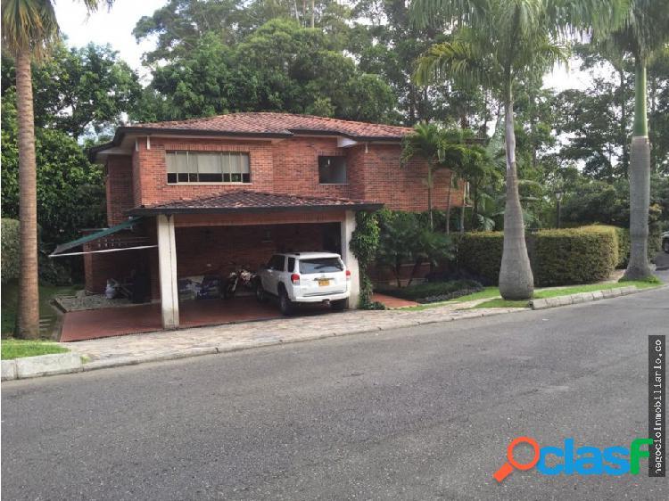 Casa en venta envigado san lucas
