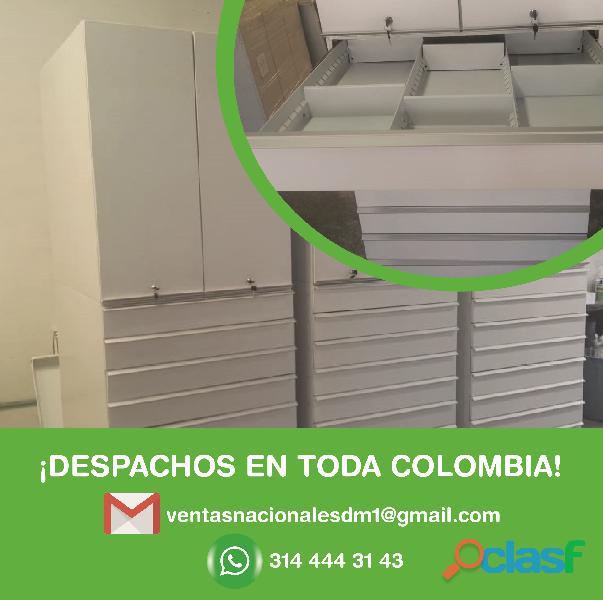 Mueble mobiliario para eps, ips nuevos en colombia