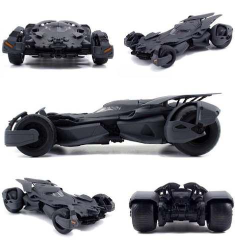 Batimovil batman vs superman armable, metalico, 23cms,1/24