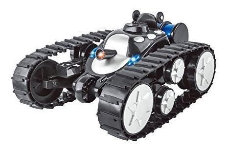 Carro control remoto rc niño 7tech rc tanque de batalla,