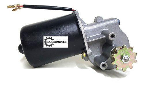 Motor eléctrico del engranaje makermotor 12v baja velocidad