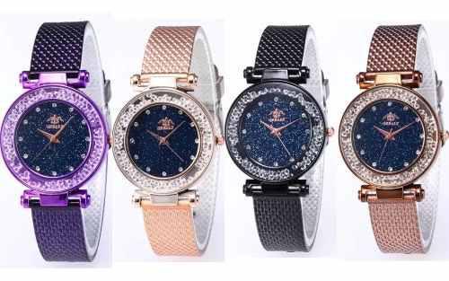 Reloj cielo estrellado para ventas x mayor mira descripción