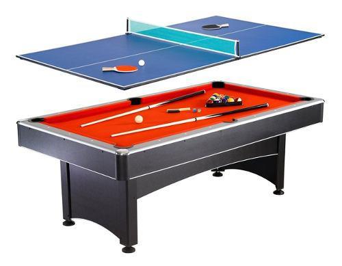 Mesa 2 En 1 Billar Y Ping Pong Hathaway Maverick