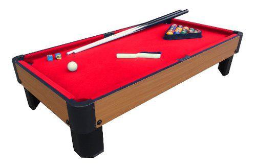 Mesa De Billar De 40 Pulgadas Playcraft Sport Bank Shot -