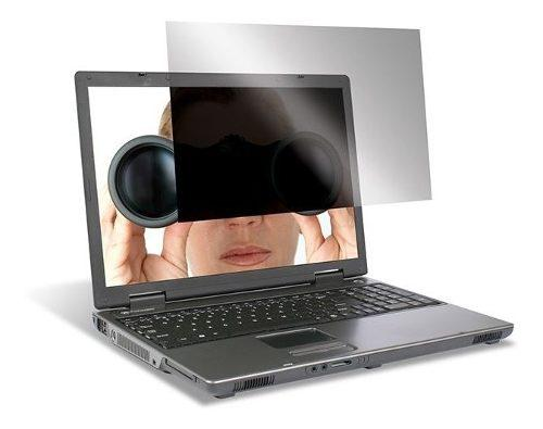 Protector filtro pantalla para monitor 14 pulg anti espia