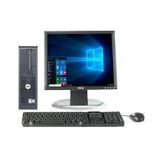 Tengo computador mesa empresarial compelto muiy buen