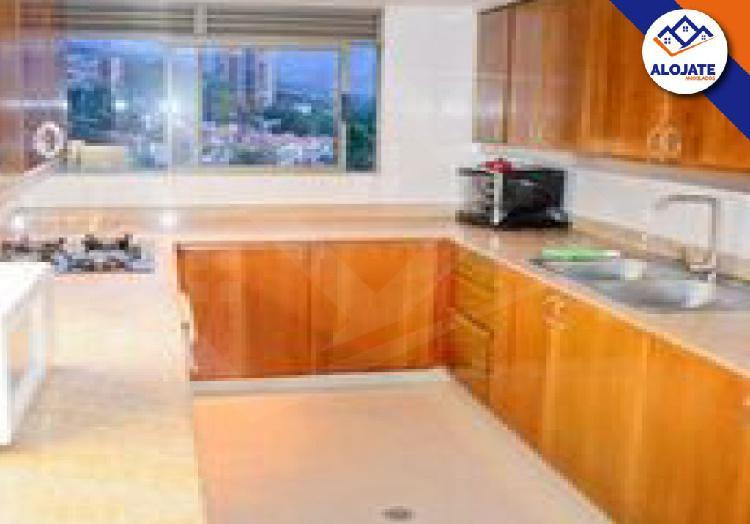 Apartamento amoblado en san lucas id083