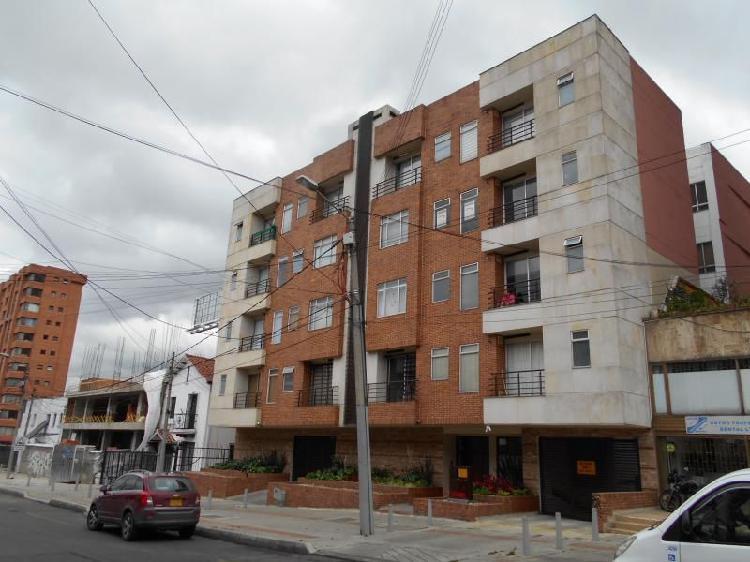 Apartamento en arriendo en bogota chapinero central cod.