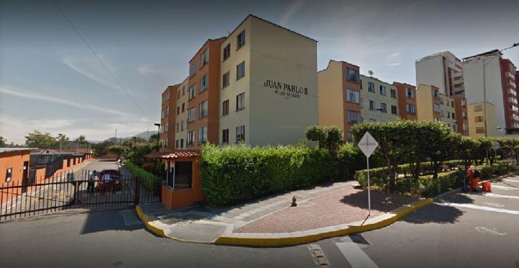 Arriendo apartamento en el conjunto juan pablo 2 real de
