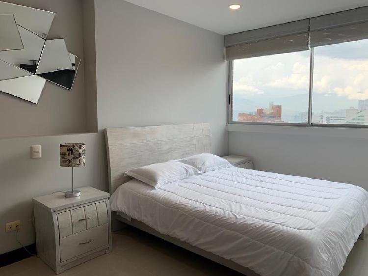 Apartamento amoblado el poblado alejandria - wasi_1300397