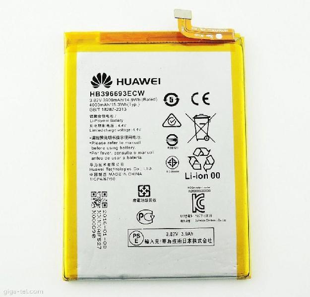 Bateria original huawei mate 2 7 8 p7 p8 p8 lite p9 p9 lite