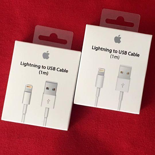 Cable 1m nuevo producto original para iphone 4s / 5s / 6s /