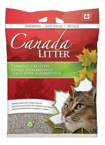 Canada Litter Arena Para Gatos 18 Kg