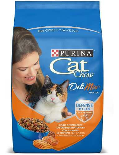 Cat Chow Adulto Delimix Forti Defense 1.5 Kg