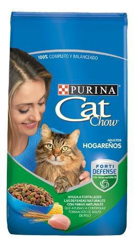 Cat Chow Adulto Hogareño Forti Defense 8 Kg