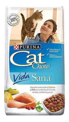 Cat Chow Vida Sana 3 Kg