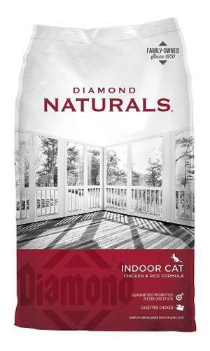 Diamond natural indoor cat 500 gr