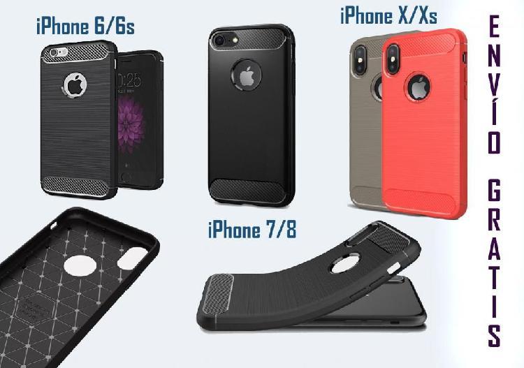 Funda forro resistente para iphone