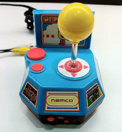 Juegos Namco Plug & Play Tv: Ms Pac Man, Pole Position,...
