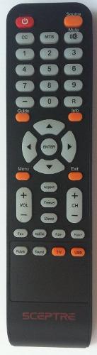 Nuevo control remoto compatible con scepter lcd led tv...