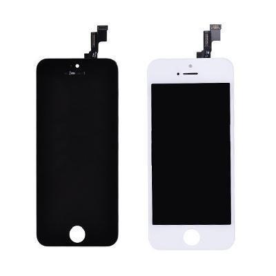 Pantalla display tactil repuesto retina iphone 5 5s negro