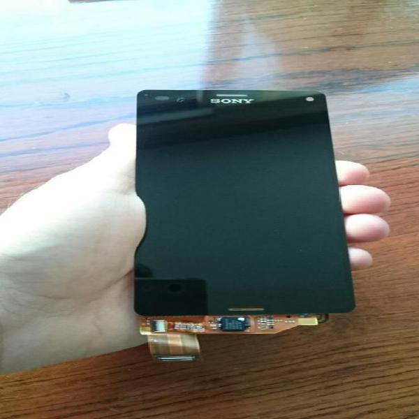 Pantalla lcd cristal tactil xperia z3 mini compact d5803