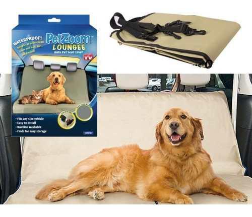 MorNon Bolsa para Mascotas Bolsa de Transporte para Mascotas Asiento de Seguridad para Mascotas Asientos de Coche para Gatos y Perros Silla para Mascotas Plegable y Ajustable Negro