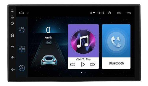Radio Android 2din Wifi + Consola Marco Chevrolet Sail