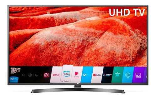 Televisor led lg 151 cms (60) uhd smart tv lg 60um7200pd