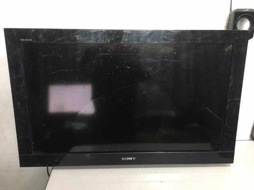 Tv sony de 32 klv-32bx300 pantalla rota leer descripción