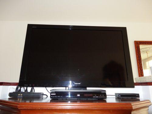 Tv sony lcd con pantalla de cristal liquido klv-40bx400
