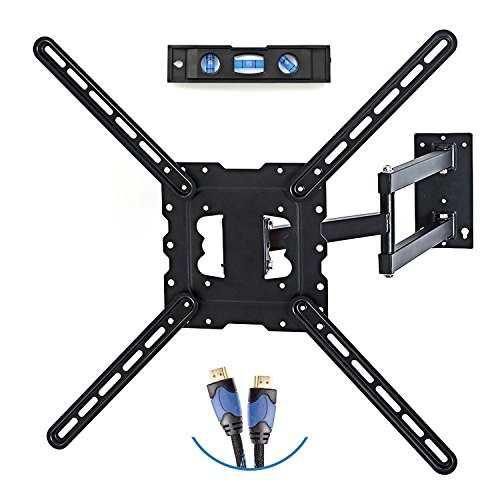 Tv Wall Mount Fits Most 19 -55 Lcd/led/flat Screens Up To 6