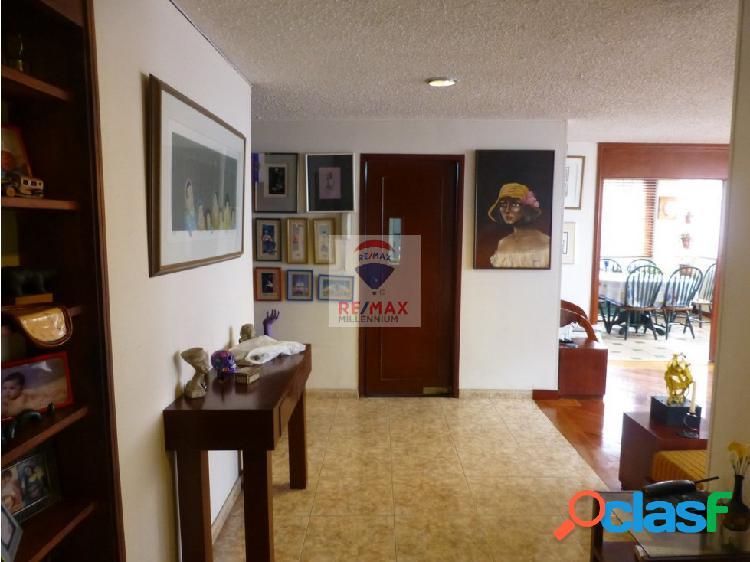Venta apartamento santa barbara central 165,50 m2