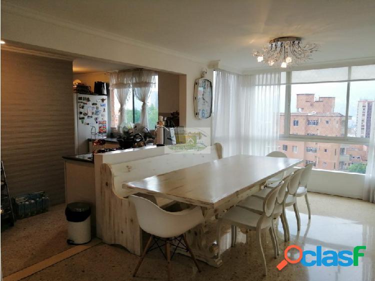 Apartamento piso 8 en poblado san lucas