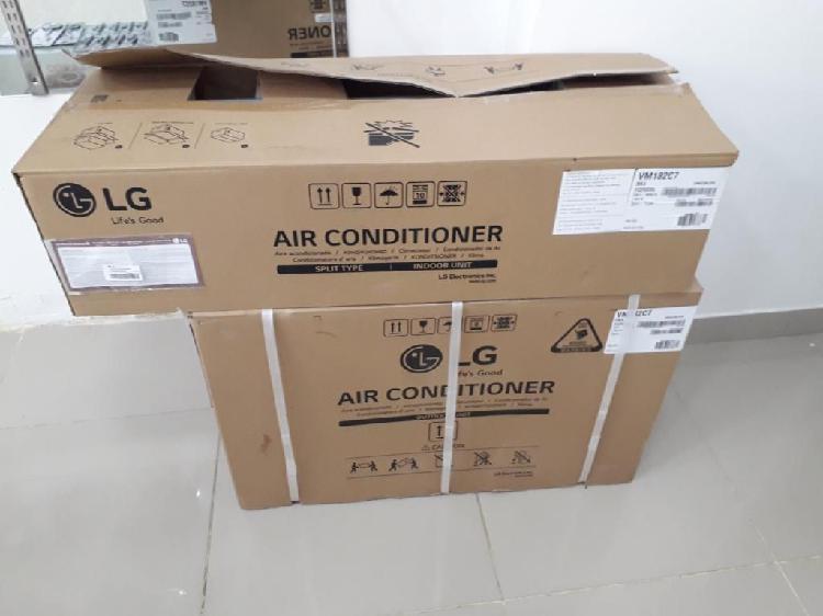 Aire acondicionado nuevo marca lg