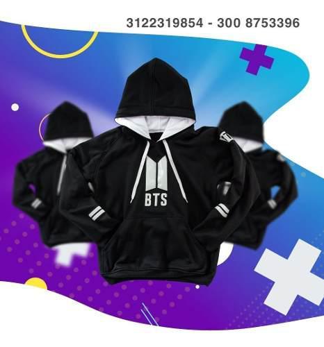 Buzos K-pop Bts - Busos Army Negros