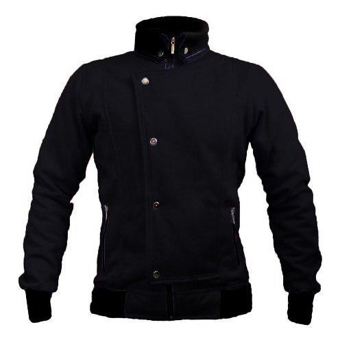 Calidad chaqueta algodon colombiano hombre mujer ropa