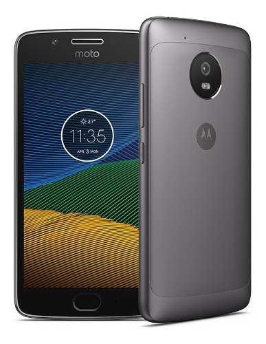 Celular Motorola Moto G5 16 Gb 2ram 13mpx 5 Envío Gratis