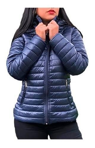 Chaqueta mujer impermeable capota termica ganesh dakota
