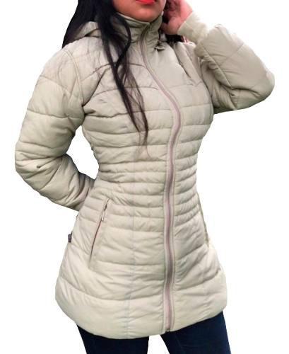 Gabán chaqueta termica invierno mujer arizona ganesh