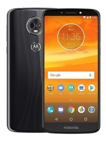 Motorola Moto E5 Plus 16gb Cam12mp Ram 2gb Huella 5000mah