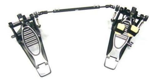 Pedal Twin (doble) Marca Rockstar Para Bombo.
