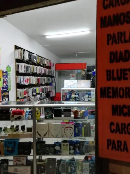 Venta negocio accesorios para celulares